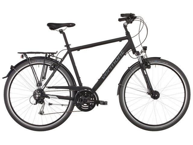 Vermont James Cook - Vélo de trekking - noir